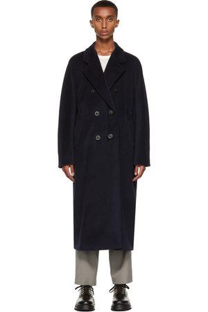 Max Mara Navy Madame Icon Coat