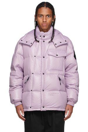Moncler Genius 7 Moncler FRGMT Hiroshi Fujiwara Pink Down Anthemyx Jacket