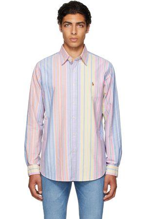 Polo Ralph Lauren Men Shirts - Multicolor Striped Oxford Shirt