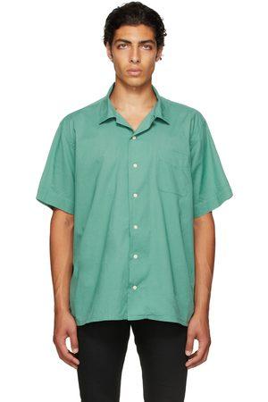 Polo Ralph Lauren Green Vacation Short Sleeve Shirt