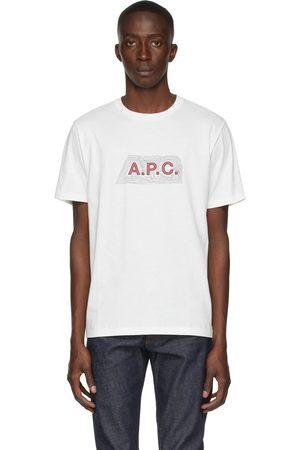 A.P.C. Off-White Garry T-Shirt