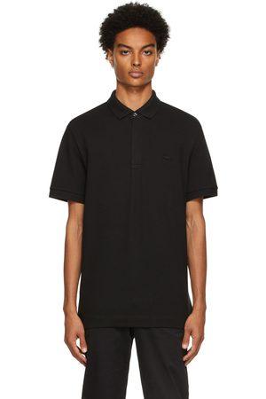 Lacoste Men Polo Shirts - Black Paris Polo