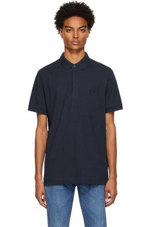 Lacoste Men Polo Shirts - Navy Paris Polo