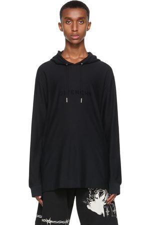 Givenchy Black 4G Hoodie