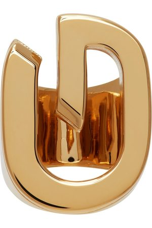 Givenchy Gold G Link Ring