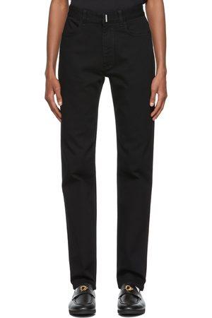 Givenchy Black Slim-Fit Jeans