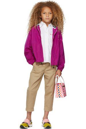 Marni Hoodies - Kids Pink Hoodie Jacket