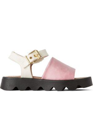 Marni Sandals - Kids Pink Strap Sandals