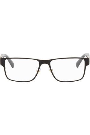 Versace Black Medusa Stud Glasses