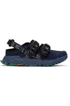 New Balance Navy Tokyo Design Studio Niobium Concept 2 Sandals