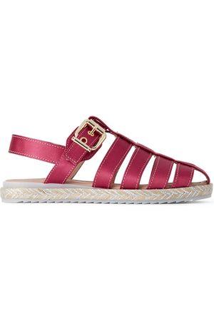 Marni Kids Pink Maritime Sandals