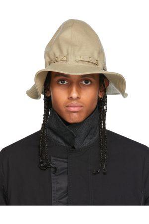 SACAI Men Hats - Beige Wool Mountain Metro Hat