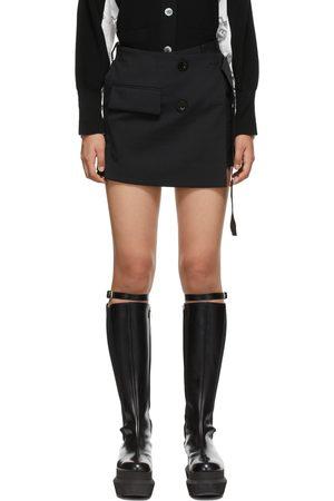 SACAI Suiting Miniskirt