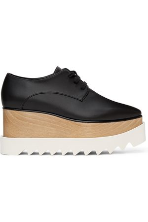 Stella McCartney Women Formal Shoes - Black Elyse Derbys