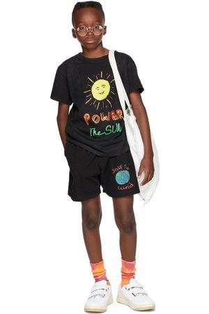Kids Worldwide SSENSE Exclusive Kids 'Save The World' Shorts