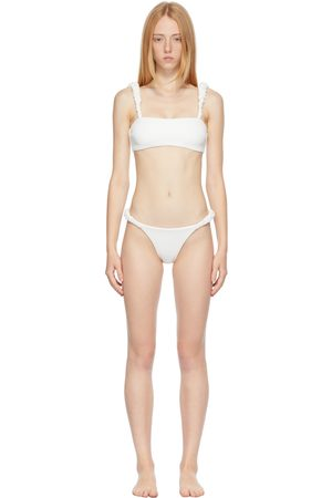 SIR White Hendry Bikini