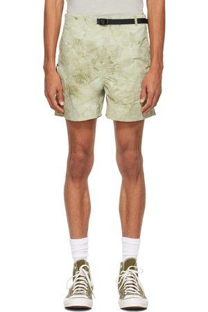 JOHN ELLIOTT Green Trail Shorts