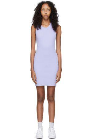 COTTON CITIZEN SSENSE Exclusive Purple Ibiza Dress