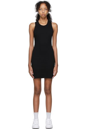Cotton Citizen SSENSE Exclusive Black Ibiza Dress
