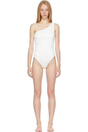 SIR White Hendry One-Piece Swimsuit