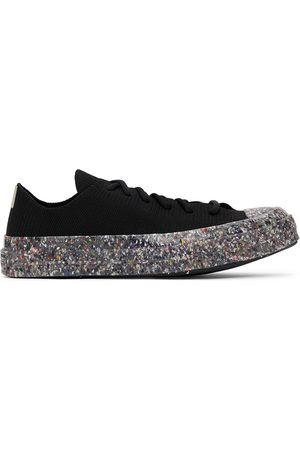 Converse Black Renew Chuck 70 Knit Sneakers
