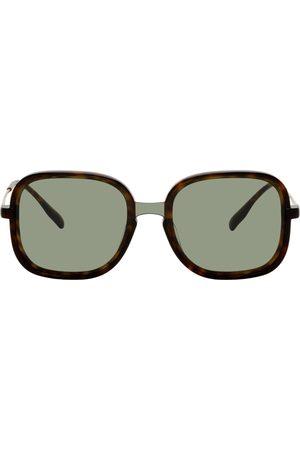 Projekt Produkt Tortoiseshell Acetate Square Sunglasses