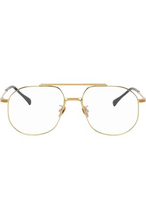 Projekt Produkt Gold Titanium Aviator Glasses