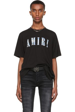 AMIRI Paisley Core Logo T-Shirt