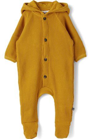 Molo Baby Yellow Faith Bodysuit
