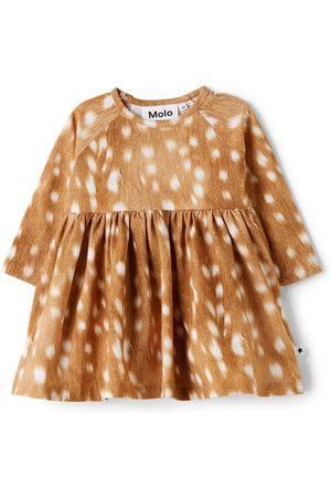 Molo Baby Brown Fawn Charmaine Dress