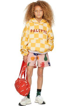 Jellymallow Kids Painting Shorts