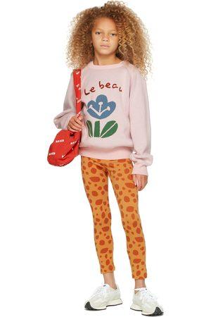 Jellymallow Kids Leopard Leggings