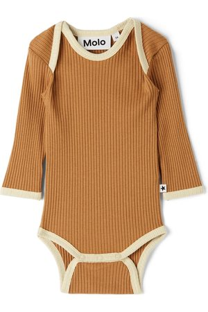 Molo Baby Brown Faros Bodysuit