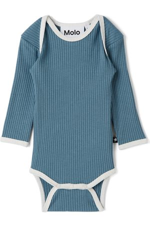 Molo Baby Blue Faro Bodysuit