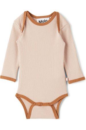 Molo Baby Pink Faros Bodysuit