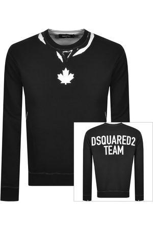 Dsquared2 Men Sweatshirts - Minileaf Cool Sweatshirt
