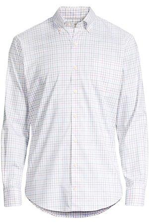 Peter Millar Men Tops - Crown Lite Theo Cotton-Blend Sport Shirt