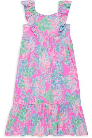 Lilly Pulitzer Little Girl's & Girl's Vienna Maxi Dress