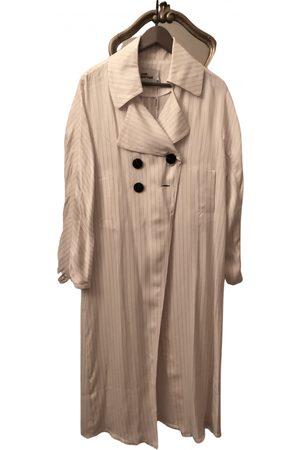 Self-Portrait Trench coat