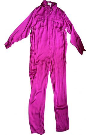 Lanvin Women Jumpsuits - Silk Jumpsuits
