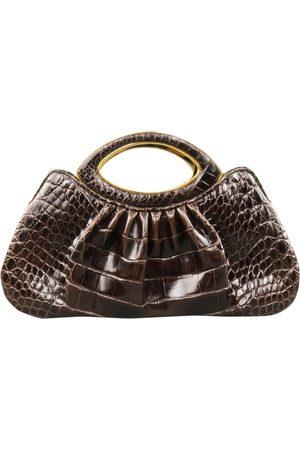 Judith Leiber Crocodile handbag