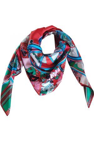 Hermès Carré Géant silk silk scarf