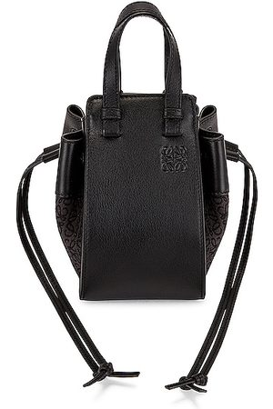 Loewe Hammock Anagram Mini Bag in