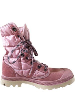 Palladium Lace up boots