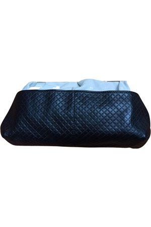 Paule Ka Leather clutch bag