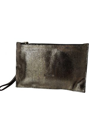 NEUVILLE Leather clutch bag