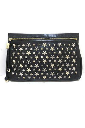 Jimmy Choo Leather clutch bag
