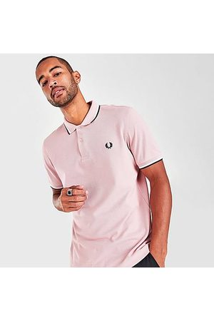 Fred Perry Men's Twin Tipped Polo Shirt Size Small 100% Cotton