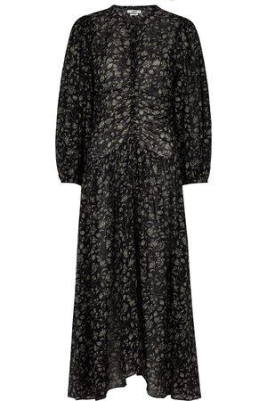 Isabel Marant Étoile Women Maxi Dresses - Mariana cotton maxi dress