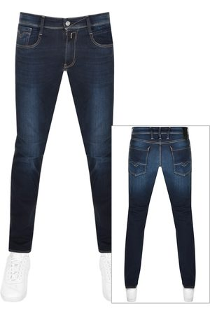 Replay Slim Fit Anbass Jeans